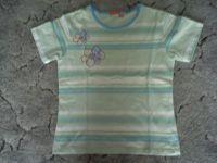 Größe 164 Grün-blau gestreiftes TShirt
