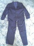 Größe 116  edler lilafabiger Anzug
