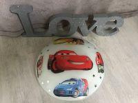 Wand - und Deckenlampe CARS  1