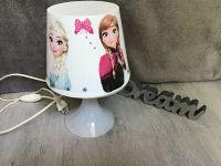 Anna, Elsa und Olaf  Tisch - oder Nachttischlampe