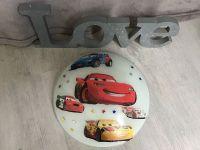 Wand - und Deckenlampe CARS 3